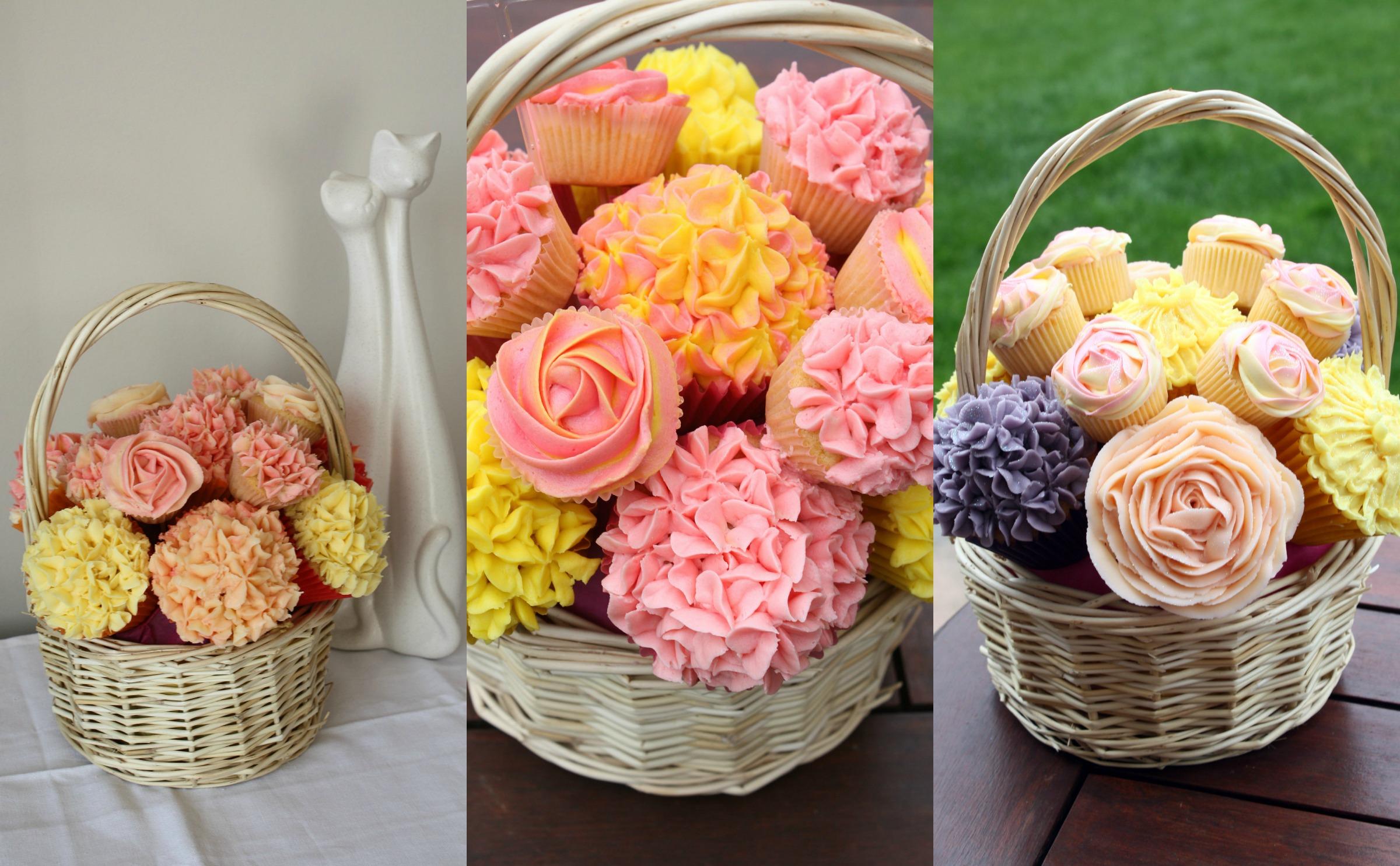 Подарок с живыми цветами и еще с чем то