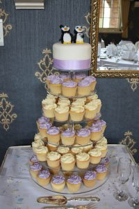 Latest Wedding Cupcakes, April 2014