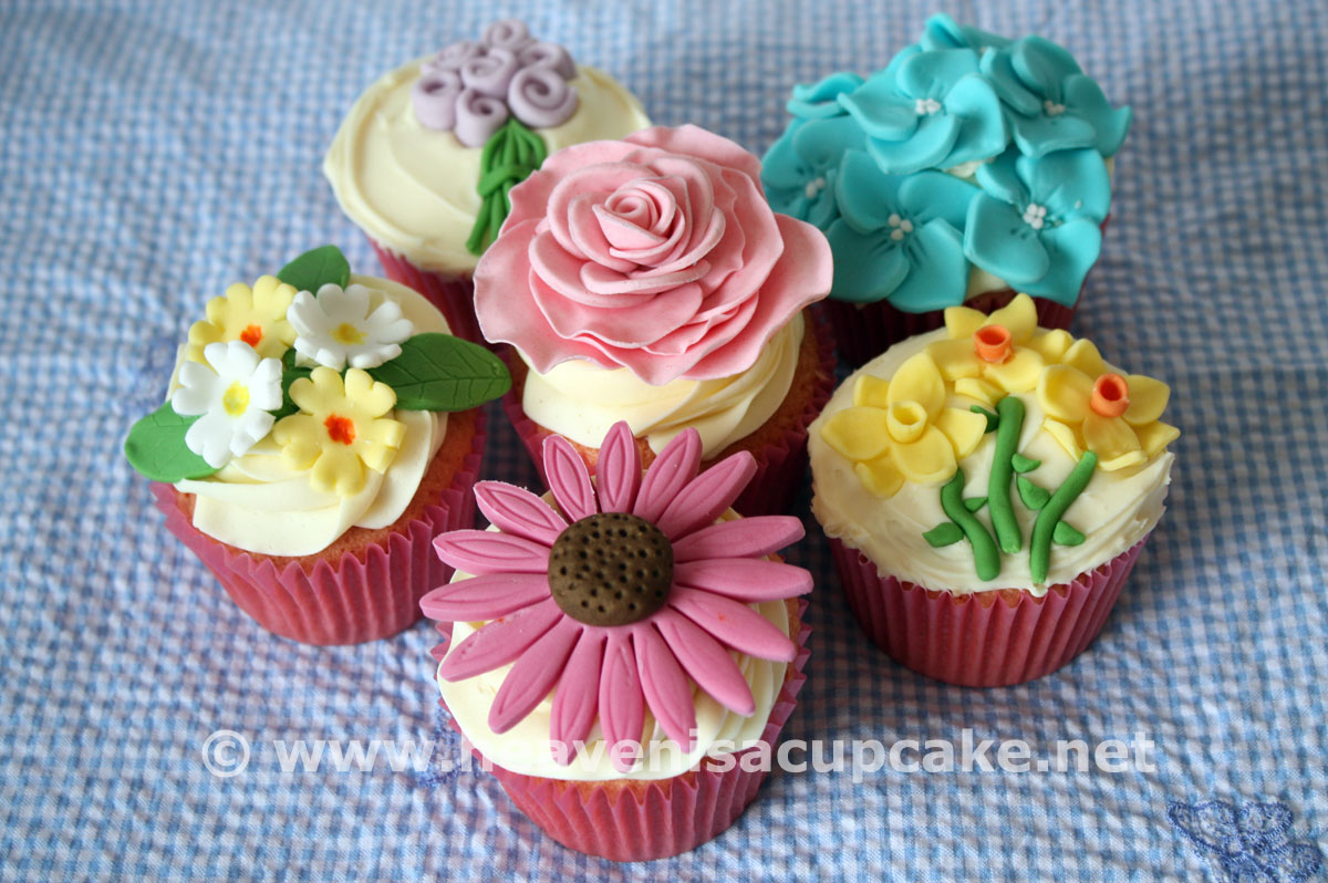Mother's Day - 6th March 2016 - Heaven is a Cupcake - St ...