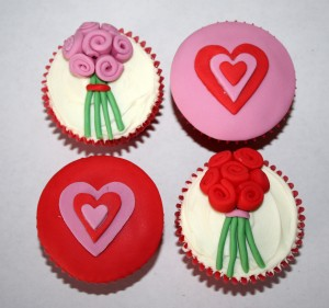 Valentine's Cupcake Gifts