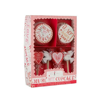 Valentine's Cupcake Kit Giveaway