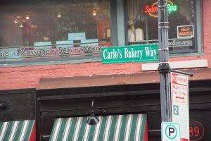 New York, New York! Part one: Carlo's Bakery