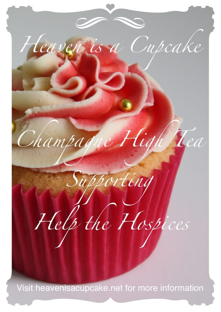 Help the Hospices Cupcake