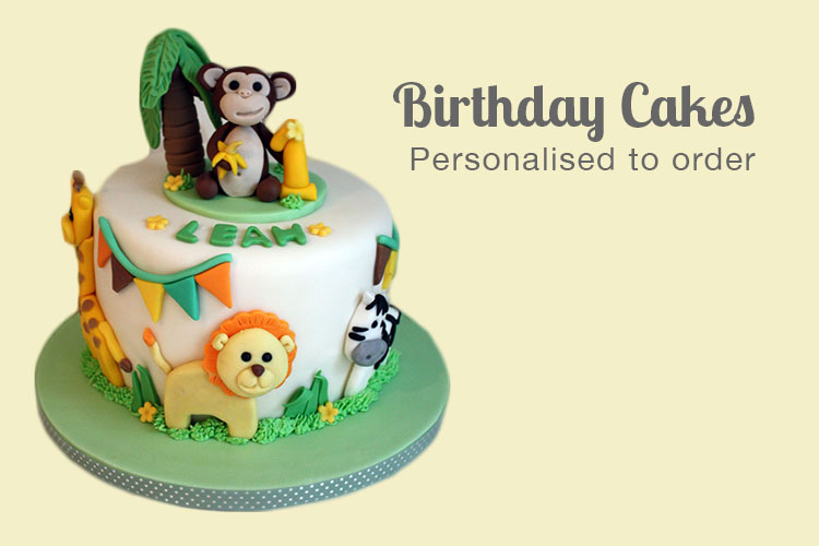 Bespoke Birthday Cakes Personalised To Order Heaven Is A Cupcake Custom Made Cupcakes And For All